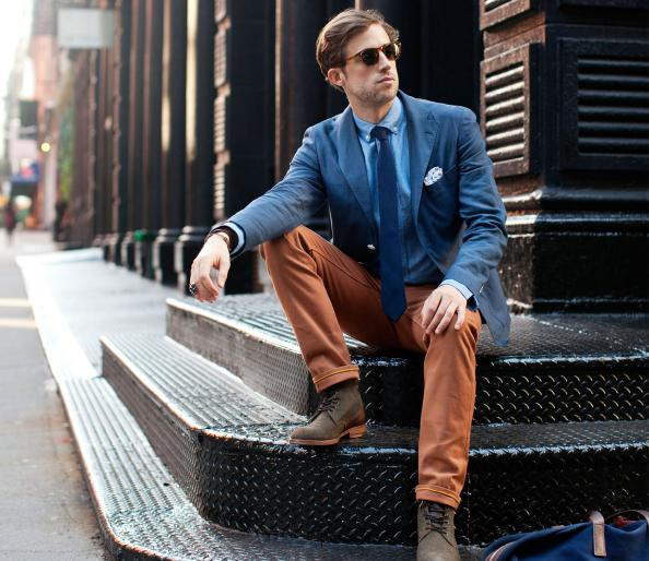 Top 10 Fashion Tips For Men