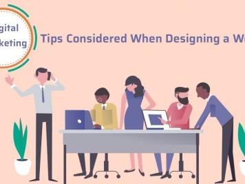 Digital Marketing strategy for your website design