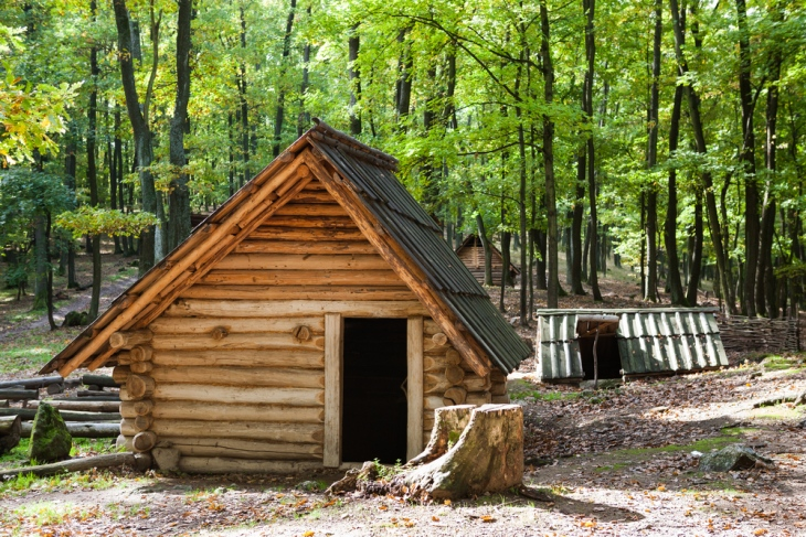 How To Have Authentic Log House Lifestyle